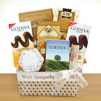 Sympathy & Condolence Gift Baskets for Women