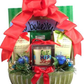 Rejoice! Christmas Gift Basket  sc 1 st  Baskets for Her & Christmas Gifts for Charleston South Carolina - Page 9 of 12 ...
