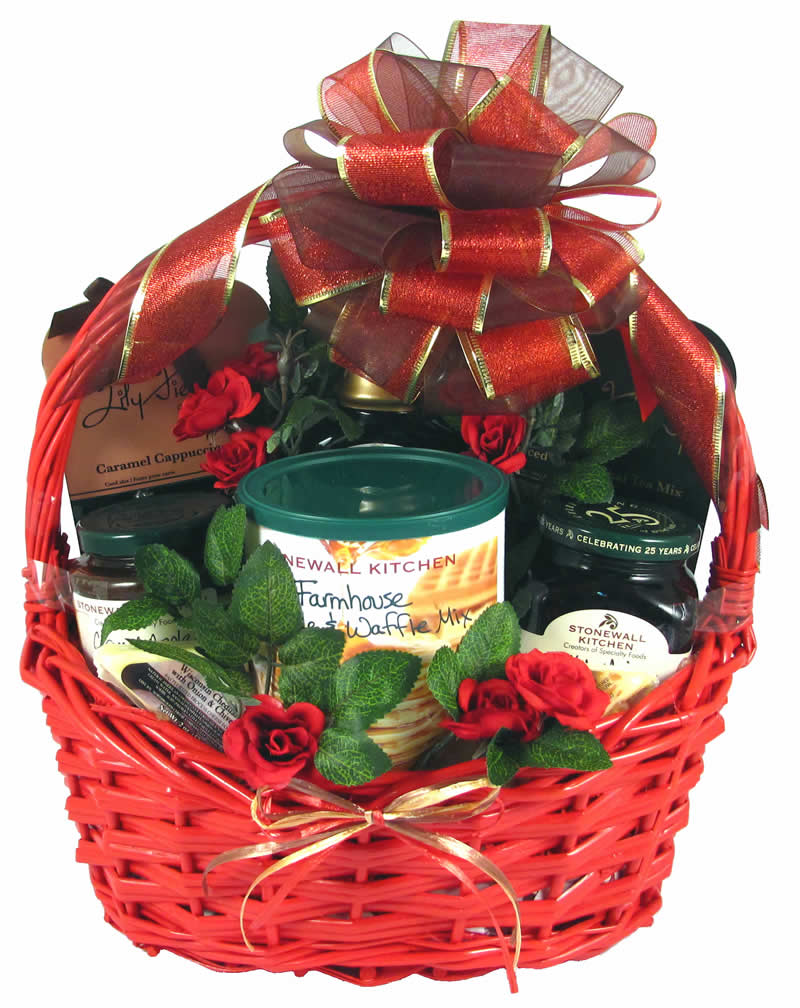 A Country Breakfast Gift Basket  sc 1 st  Baskets for Her & A Country Breakfast Gift Basket - Baskets for Her